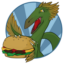 Burger Raptor