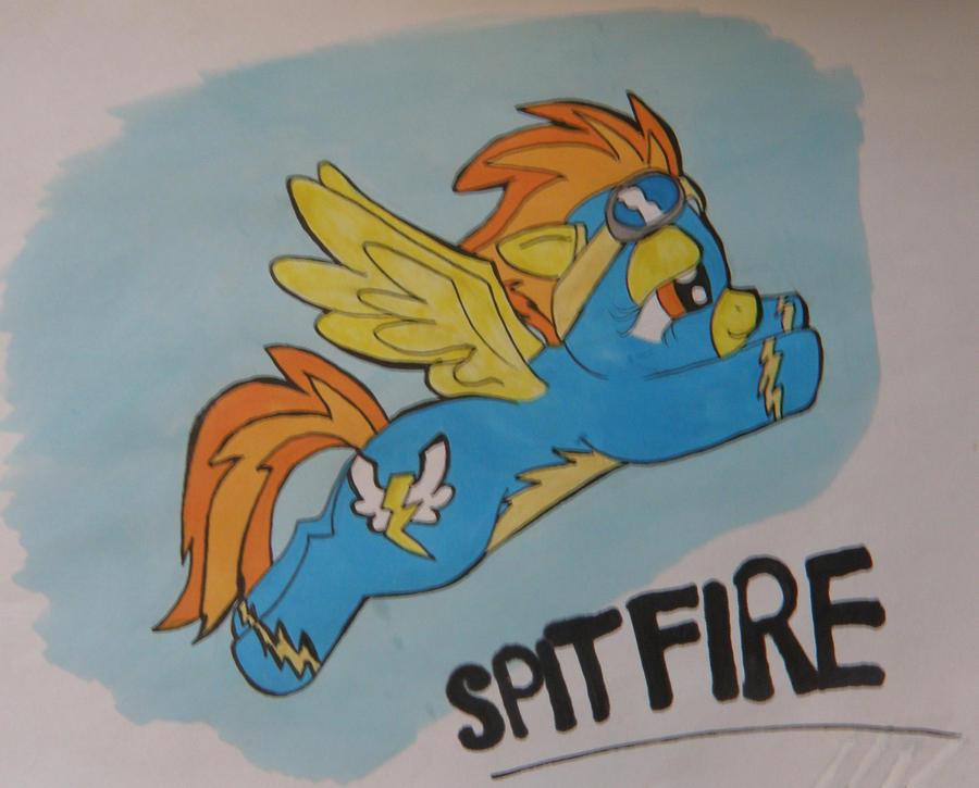 Spitfire by Muketti