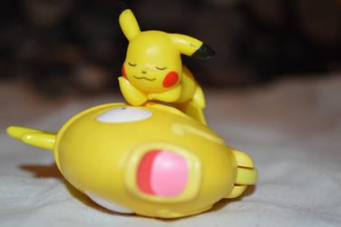 Pokemon yellow by findingNull