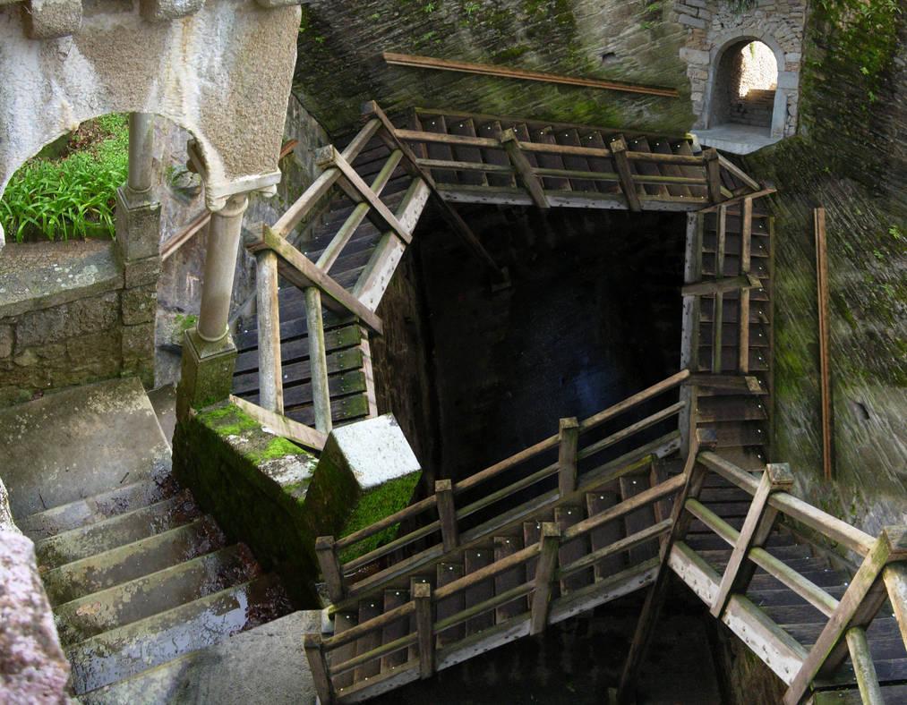 Escher Tower Stairs