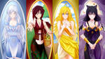 RWBY Maidens: The Four Seasons