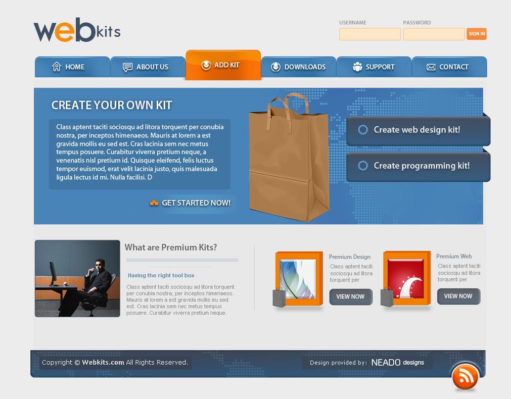 Webkits by neadodesigns