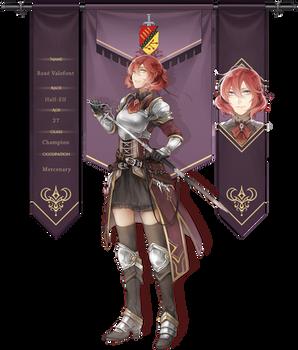 AA - Roze Valefont