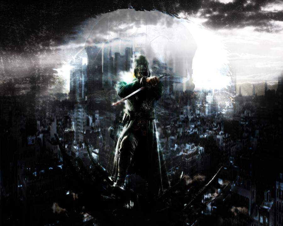 Dishonored Fan Art Corvo Video Games Wallpapers Hd: Corvo Attano By Therazveh On DeviantArt