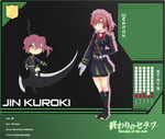 SotE: Jin Kuroki