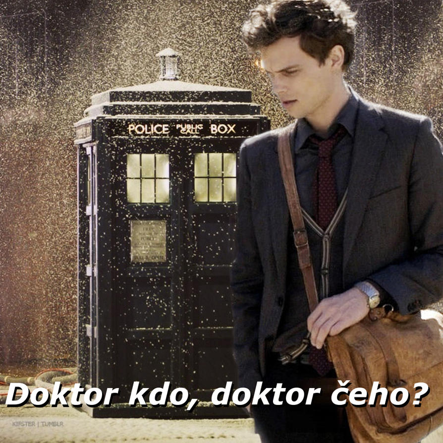 Doctor who, Doctor of what? by jajafilm