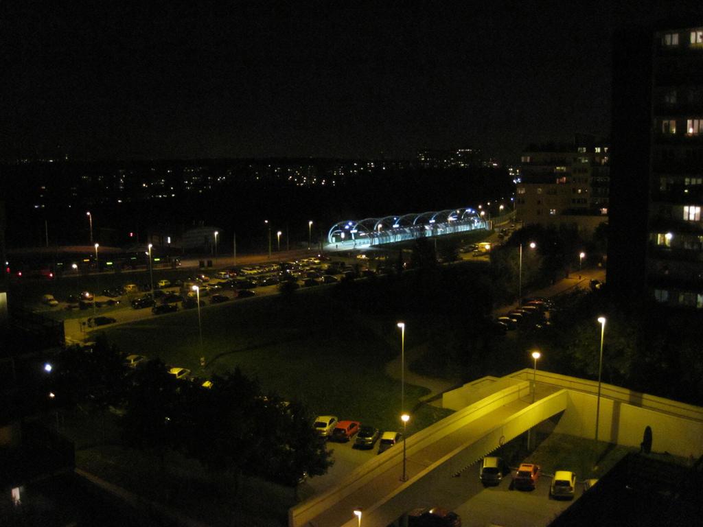 Night at Barrandov by jajafilm