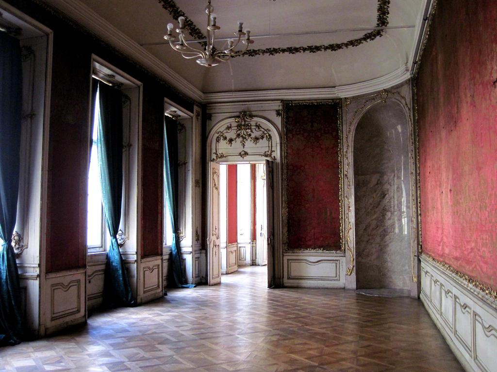Colloredo-Mansfeld palace by jajafilm