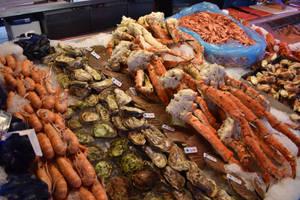 Fish market by jajafilm
