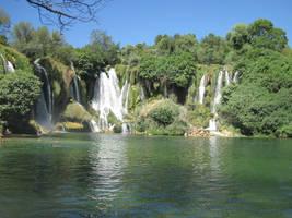 Kravica waterfall 03 by jajafilm