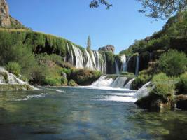 Zrmanja waterfall 03 by jajafilm