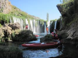 Zrmanja waterfall 05 by jajafilm