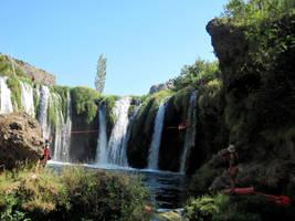 Zrmanja waterfall 06 by jajafilm