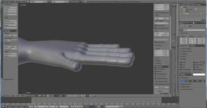 Hand 01 by jajafilm