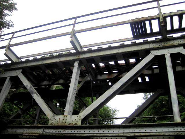 Railway bridge 3 by jajafilm