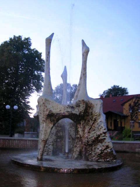 Fountain by jajafilm