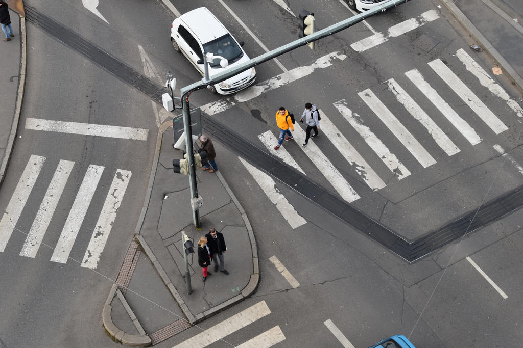 Crosswalk by jajafilm