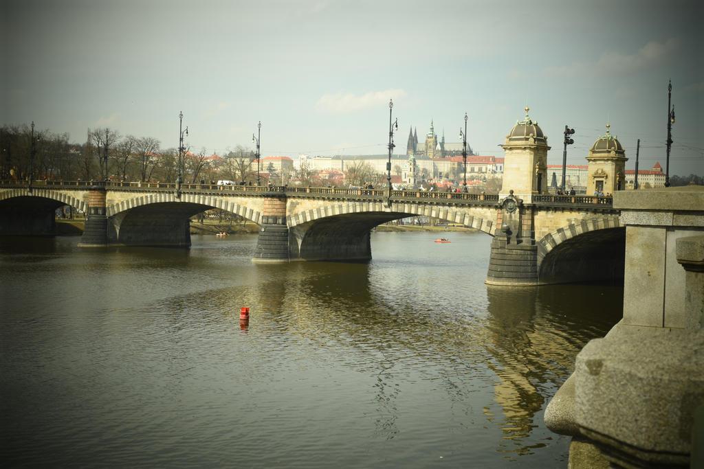 Vltava waterfront by jajafilm