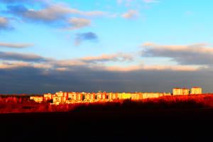 Barrandov, poetics of panel houses by jajafilm