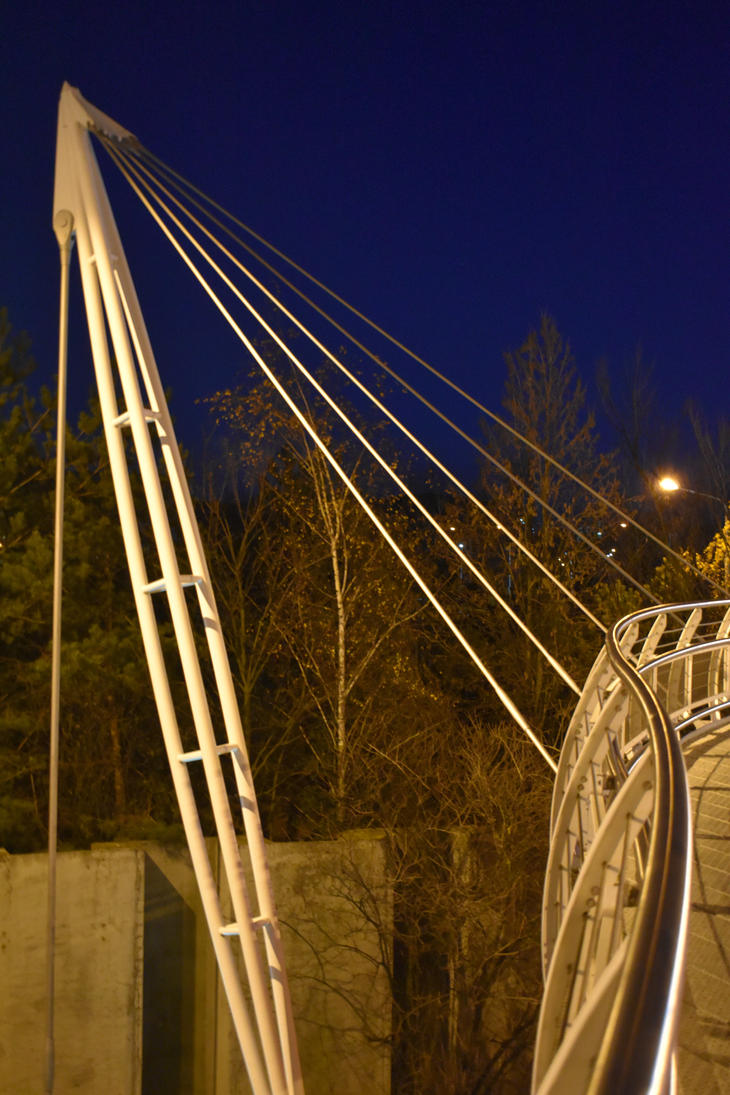 K Barrandovu, bridge by jajafilm