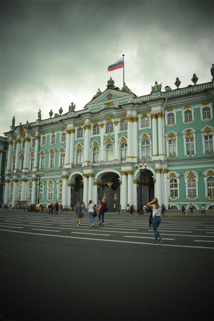 The State Hermitage Museum by jajafilm