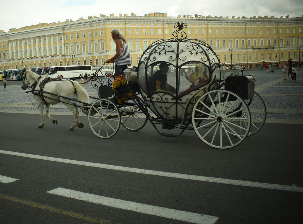 Carriage by jajafilm