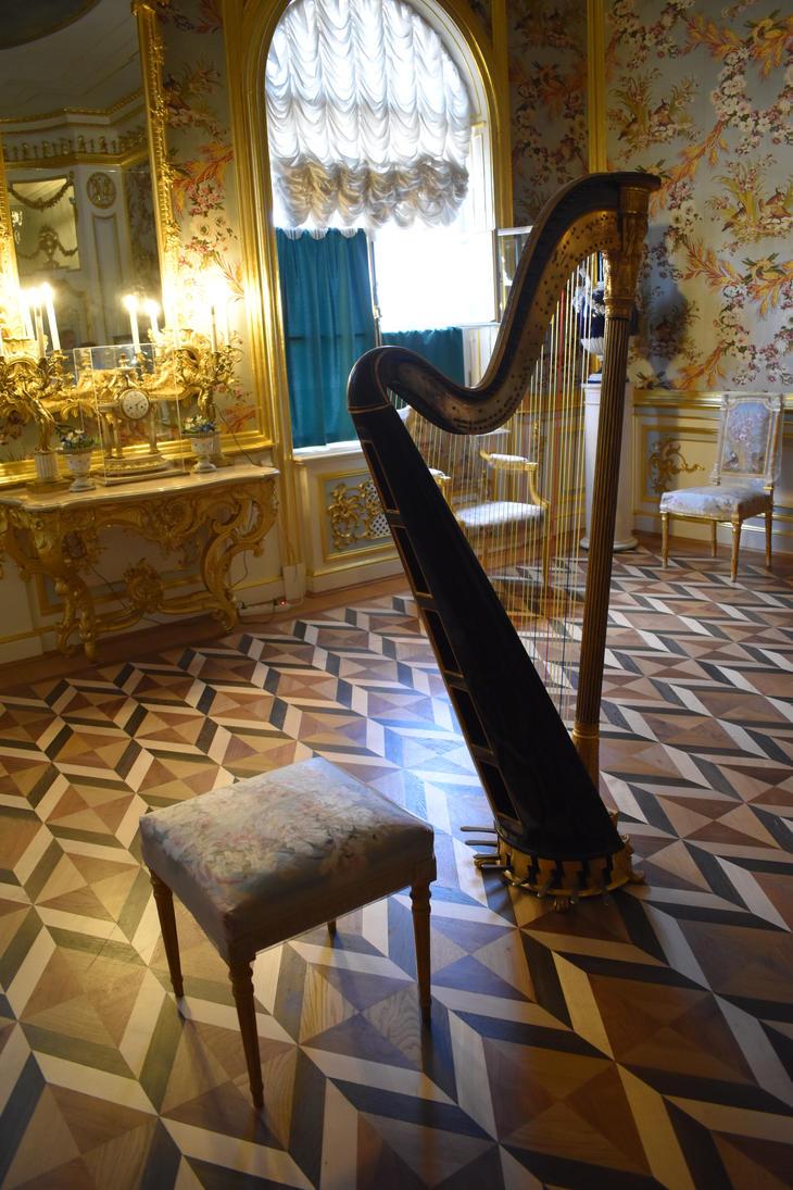 Harp by jajafilm