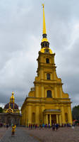 Saints Peter and Paul Cathedral 2 by jajafilm
