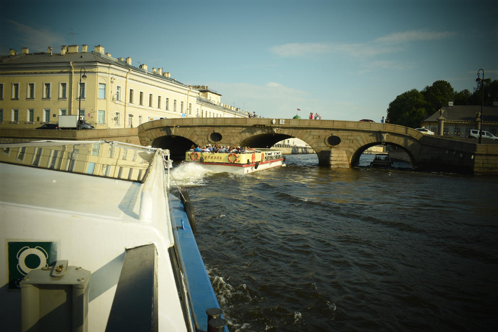 Floating on Neva 2 by jajafilm