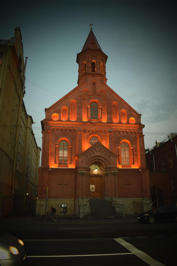 Church by jajafilm