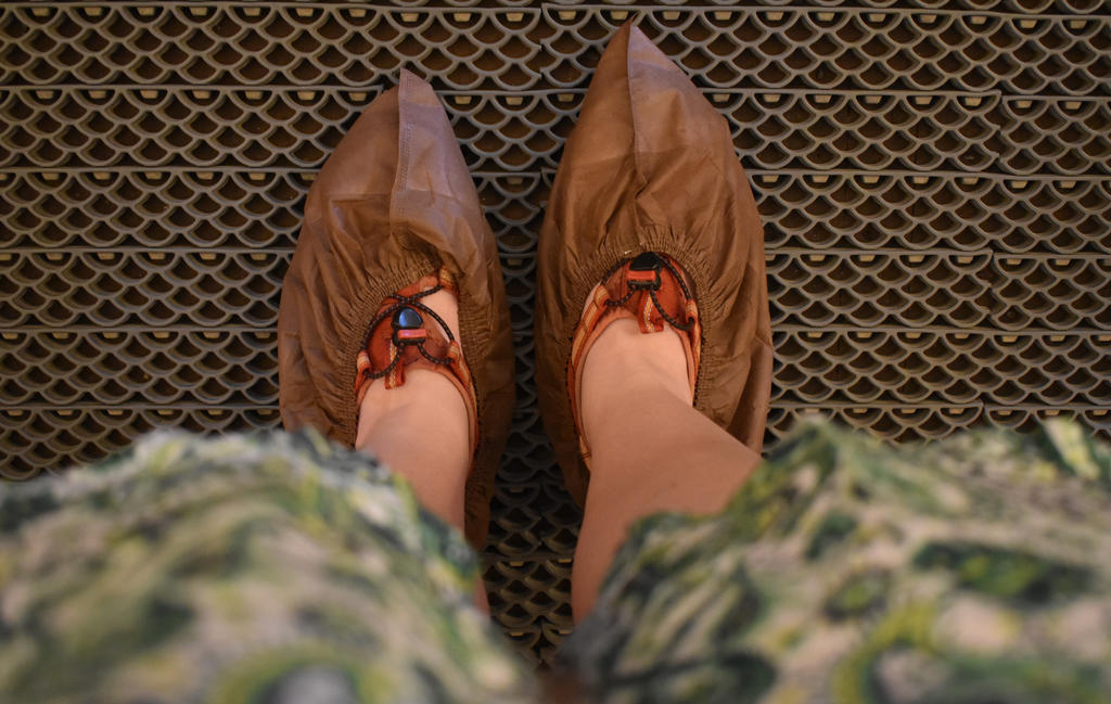 Shoe bags by jajafilm