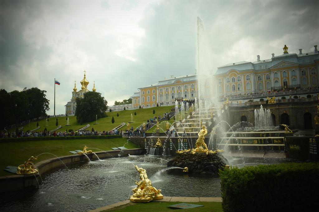 Peterhof Palace 2 by jajafilm