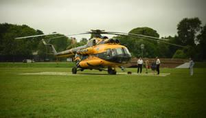 Helicopter by jajafilm