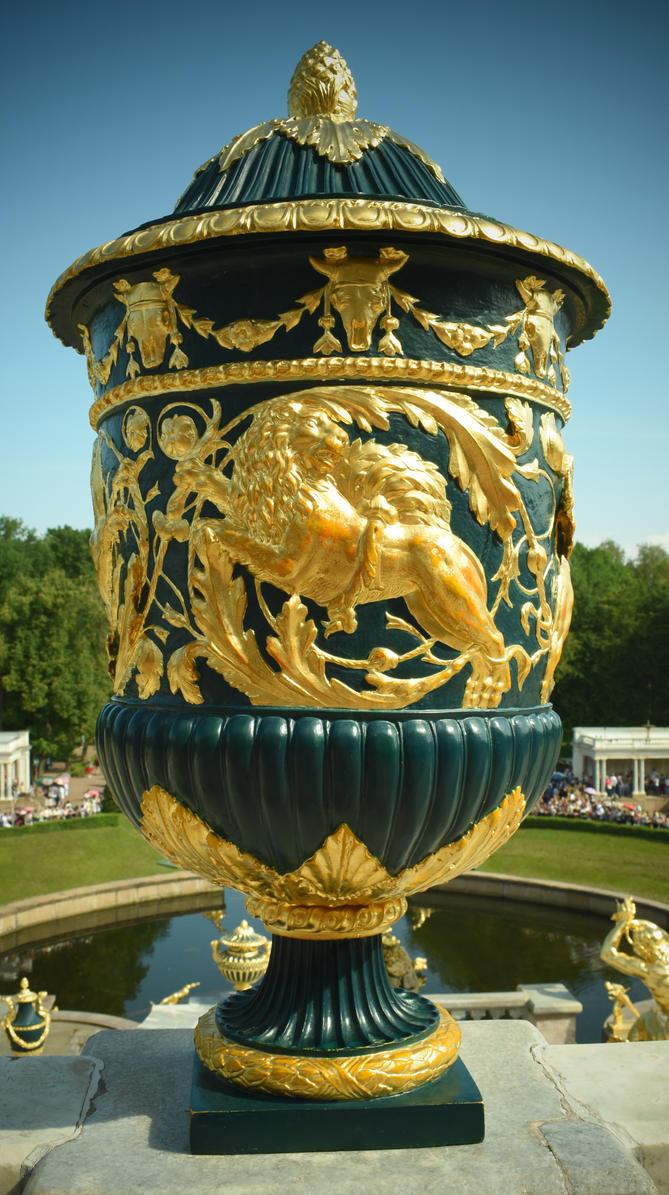 Peterhof Palace 3 by jajafilm