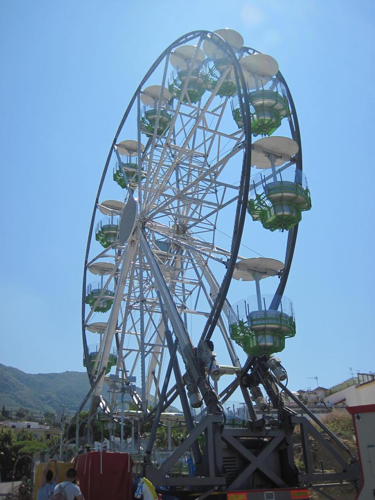 Ferris wheel by jajafilm