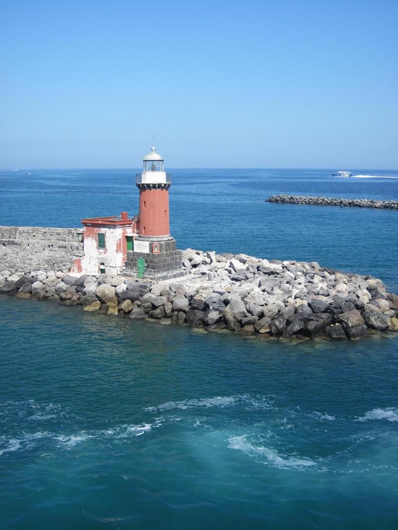 Lighthouse by jajafilm