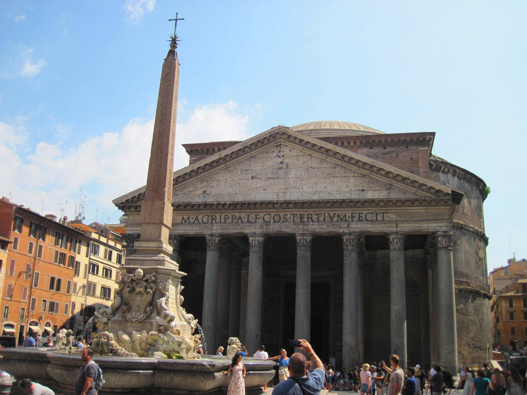 Pantheon by jajafilm