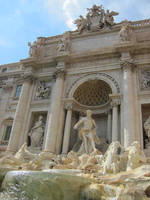Trevi Fountain by jajafilm
