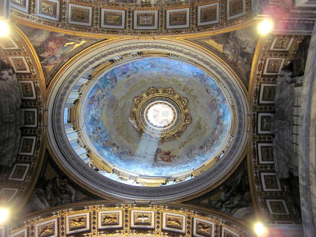 St. Peter's Basilica 3 by jajafilm
