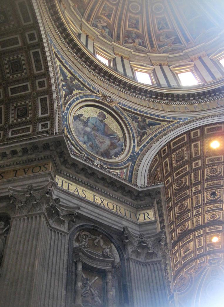 St. Peter's Basilica 4 by jajafilm