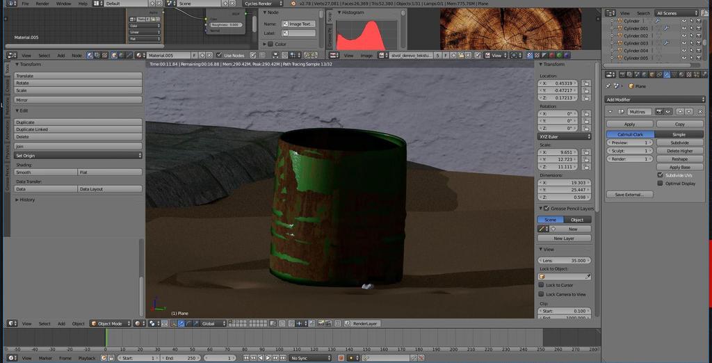 Barrel by jajafilm