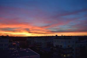 Sunset 03 by jajafilm