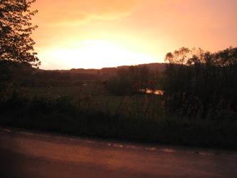 Sunset by jajafilm