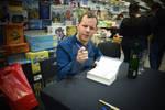 Jan Urban signs his book 03