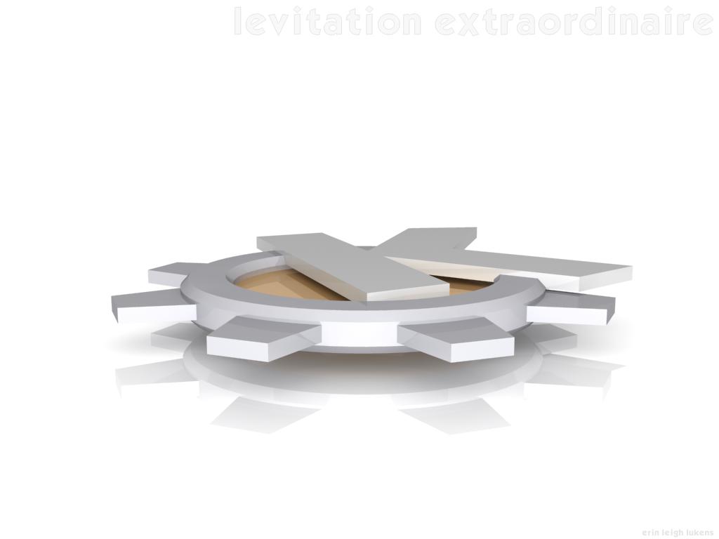 levitation extraordinaire