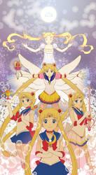 Sailor Moons