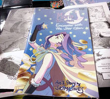 Morie the Witch issue 1 by skimlines
