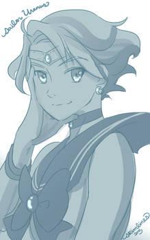 Gratitude Sailor Uranus