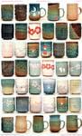 Otakon 2015 tea cups