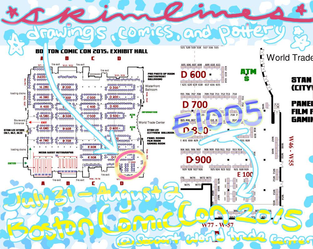 Boston Comic Con E1005 by skimlines